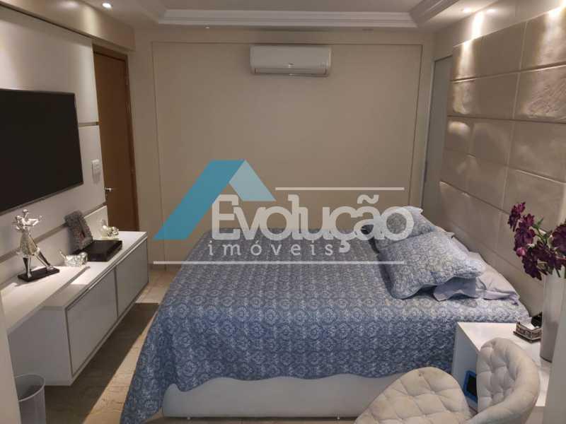 F - Cobertura 3 quartos à venda Campo Grande, Rio de Janeiro - R$ 580.000 - V0252 - 17