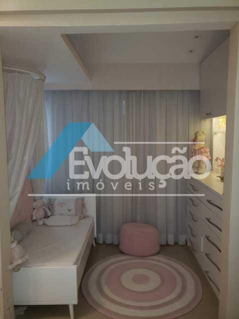 F - Cobertura 3 quartos à venda Campo Grande, Rio de Janeiro - R$ 580.000 - V0252 - 20