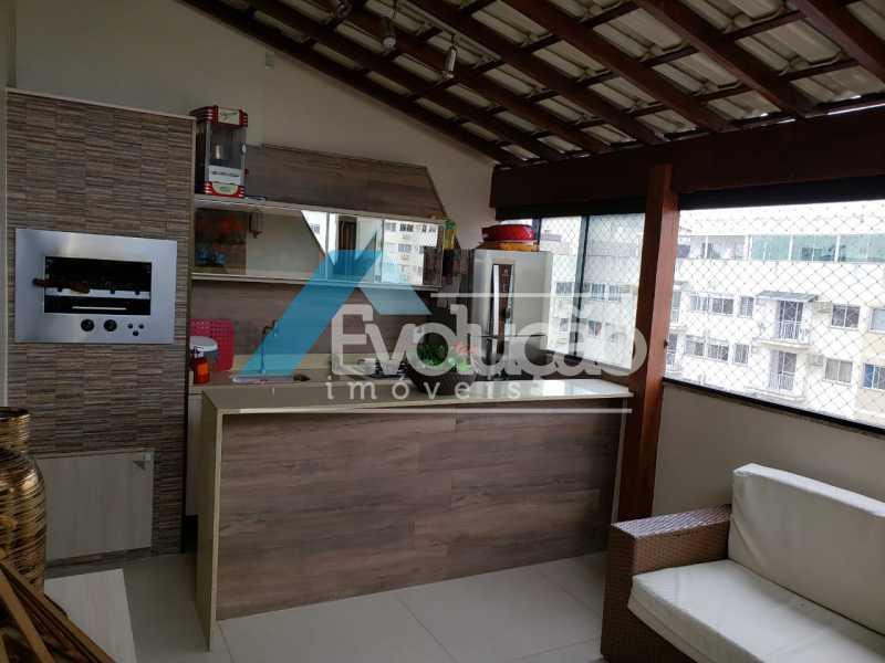 F - Cobertura 3 quartos à venda Campo Grande, Rio de Janeiro - R$ 580.000 - V0252 - 28