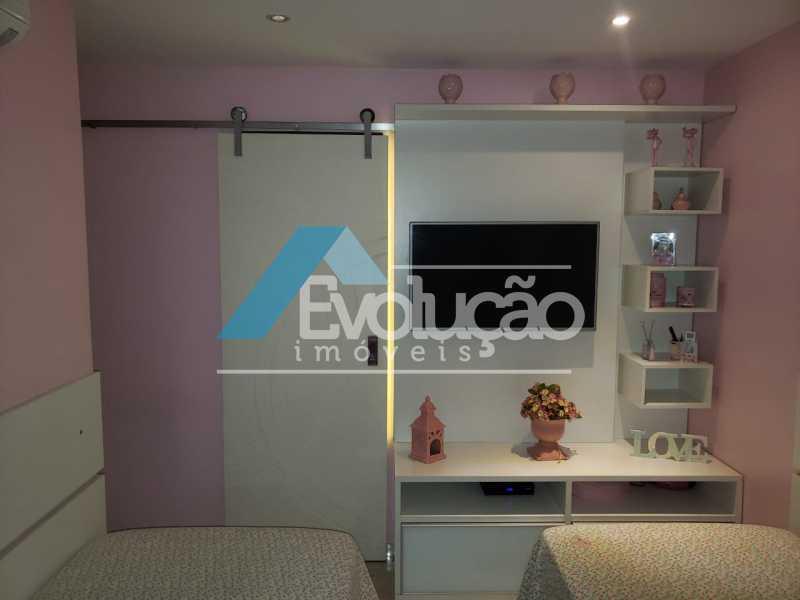 F - Cobertura 3 quartos à venda Campo Grande, Rio de Janeiro - R$ 580.000 - V0252 - 21