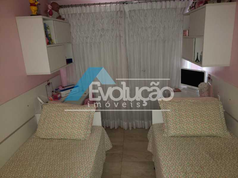 F - Cobertura 3 quartos à venda Campo Grande, Rio de Janeiro - R$ 580.000 - V0252 - 22