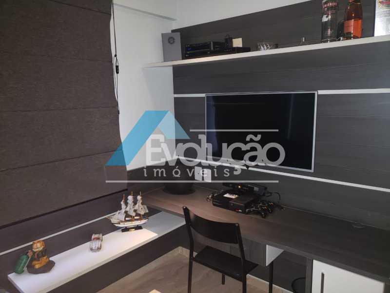F - Cobertura 3 quartos à venda Campo Grande, Rio de Janeiro - R$ 580.000 - V0252 - 23