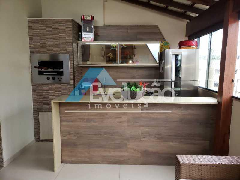 F - Cobertura 3 quartos à venda Campo Grande, Rio de Janeiro - R$ 580.000 - V0252 - 26