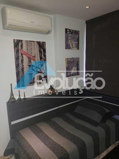 F - Cobertura 3 quartos à venda Campo Grande, Rio de Janeiro - R$ 580.000 - V0252 - 24