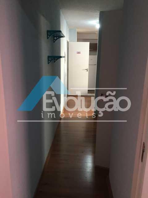 CORREDOR - Apartamento 1 quarto para venda e aluguel Campo Grande, Rio de Janeiro - R$ 55.000 - A0306 - 8