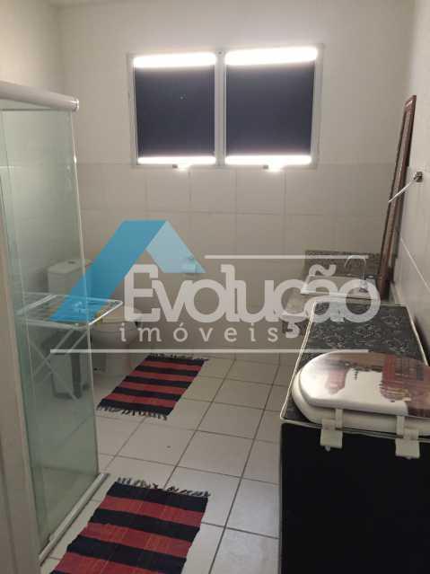 BANHEIRO - Apartamento 1 quarto para venda e aluguel Campo Grande, Rio de Janeiro - R$ 55.000 - A0306 - 11