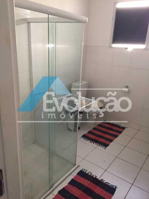 BANHEIRO - Apartamento 1 quarto para venda e aluguel Campo Grande, Rio de Janeiro - R$ 55.000 - A0306 - 12