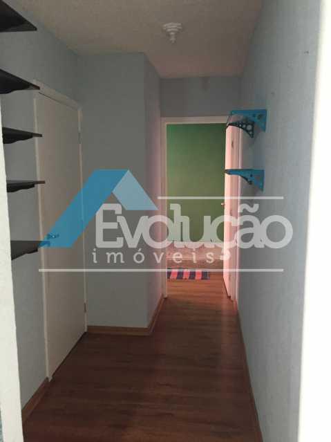 CORREDOR - Apartamento 1 quarto para venda e aluguel Campo Grande, Rio de Janeiro - R$ 55.000 - A0306 - 9