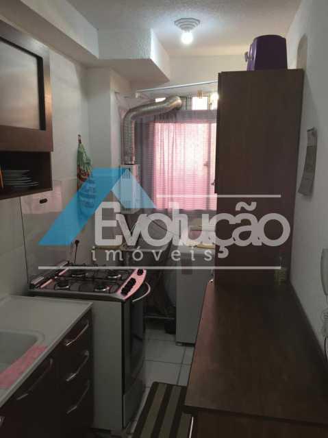 COZINHA - Apartamento 1 quarto para venda e aluguel Campo Grande, Rio de Janeiro - R$ 55.000 - A0306 - 13