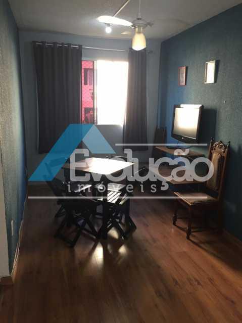 SALA - Apartamento 1 quarto para venda e aluguel Campo Grande, Rio de Janeiro - R$ 55.000 - A0306 - 15