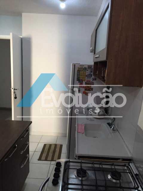 COZINHA - Apartamento 1 quarto para venda e aluguel Campo Grande, Rio de Janeiro - R$ 55.000 - A0306 - 14