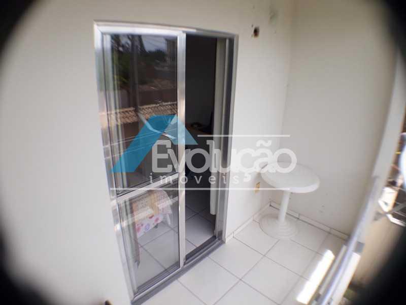 SACADA DA SUÍTE - Casa 2 quartos à venda Guaratiba, Rio de Janeiro - R$ 250.000 - V0253 - 6