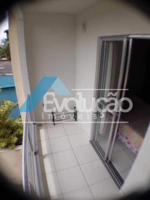 SACADA DA SUÍTE - Casa 2 quartos à venda Guaratiba, Rio de Janeiro - R$ 250.000 - V0253 - 7