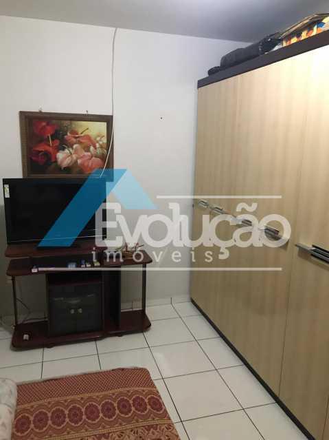 QUARTO - Casa 2 quartos à venda Guaratiba, Rio de Janeiro - R$ 250.000 - V0253 - 8