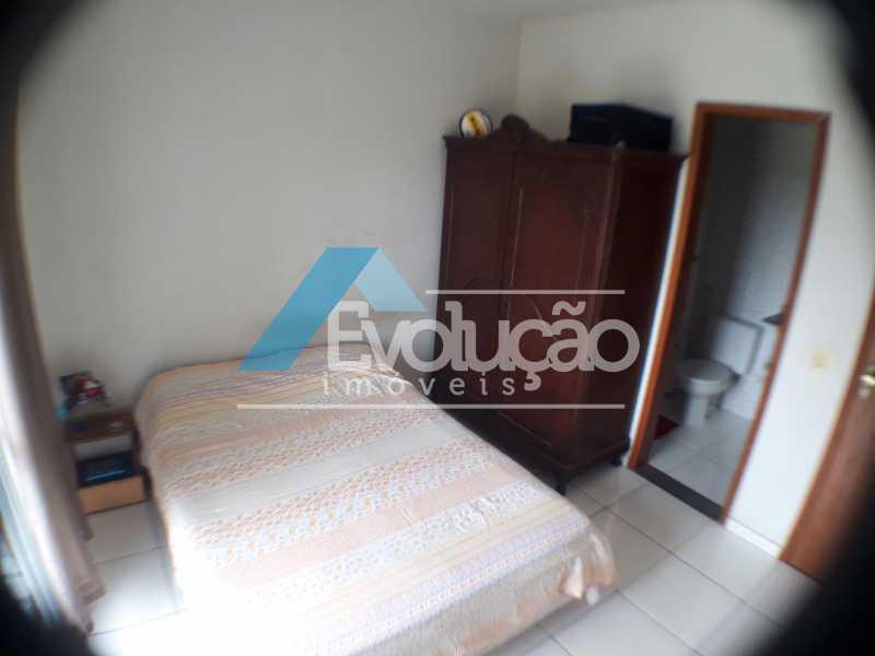 SUÍTE - Casa 2 quartos à venda Guaratiba, Rio de Janeiro - R$ 250.000 - V0253 - 9
