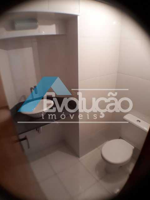 BANHEIRO DA SUÍTE - Casa 2 quartos à venda Guaratiba, Rio de Janeiro - R$ 250.000 - V0253 - 11