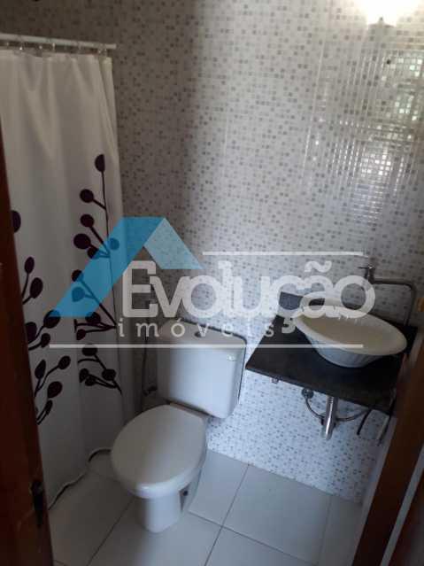 BANHEIRO SOCIAL - Casa 2 quartos à venda Guaratiba, Rio de Janeiro - R$ 250.000 - V0253 - 13