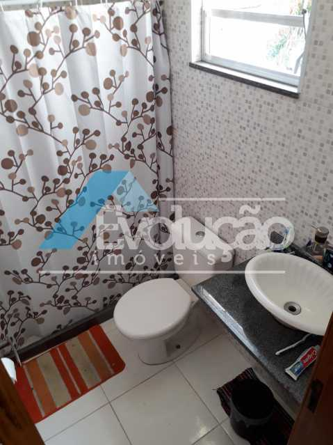 BANHEIRO SOCIAL - Casa 2 quartos à venda Guaratiba, Rio de Janeiro - R$ 250.000 - V0253 - 14