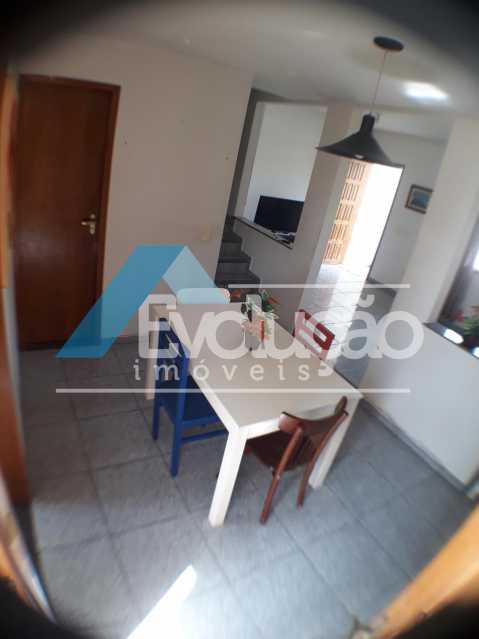 SALA - Casa 2 quartos à venda Guaratiba, Rio de Janeiro - R$ 250.000 - V0253 - 15