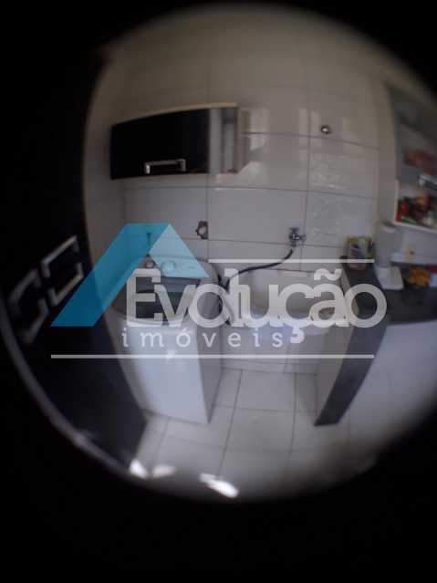 ÁREA DE SERVIÇO - Casa 2 quartos à venda Guaratiba, Rio de Janeiro - R$ 250.000 - V0253 - 17