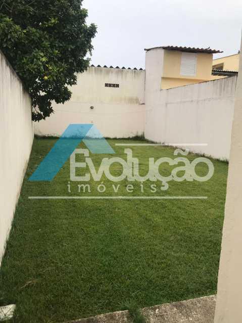 QUINTAL FUNDOS - Casa 2 quartos à venda Guaratiba, Rio de Janeiro - R$ 250.000 - V0253 - 5