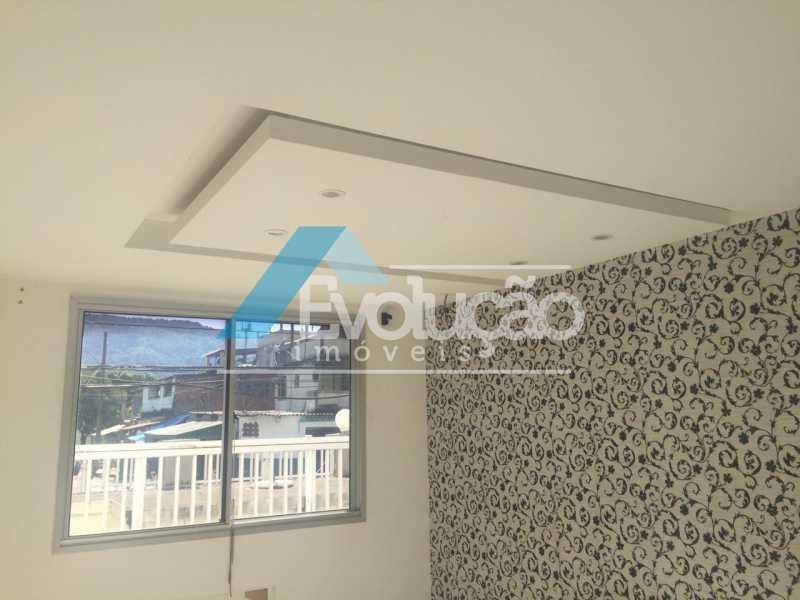 SALA - Apartamento 2 quartos para venda e aluguel Taquara, Rio de Janeiro - R$ 230.000 - A0310 - 4
