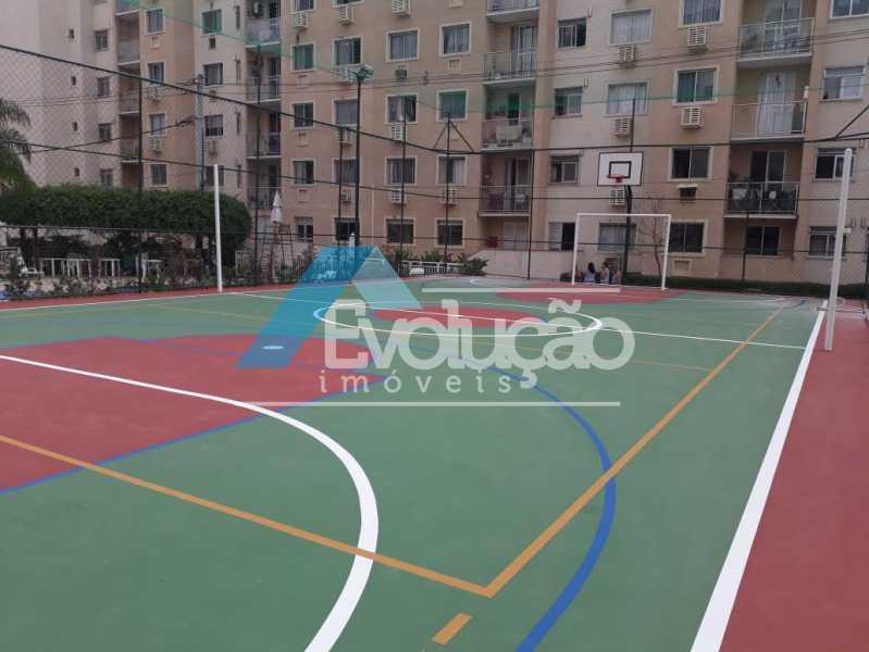 QUADRA - Apartamento 2 quartos para venda e aluguel Taquara, Rio de Janeiro - R$ 230.000 - A0310 - 8