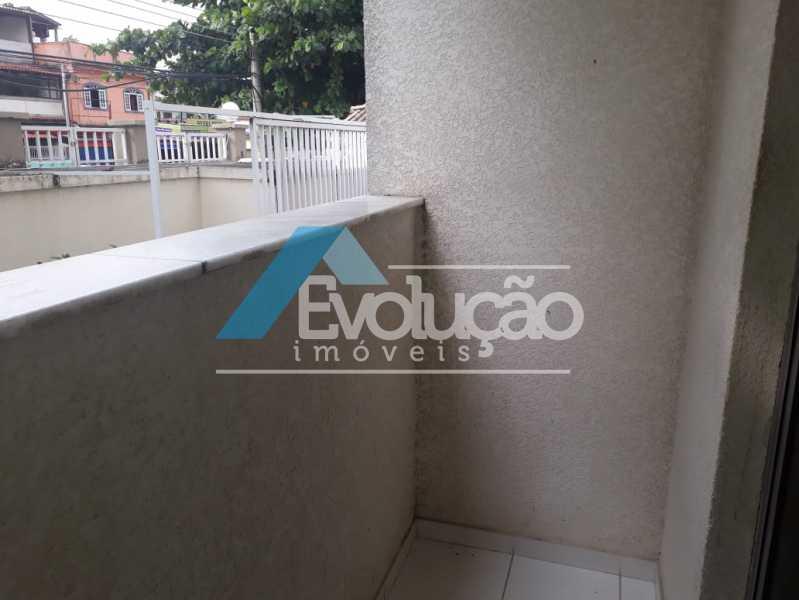SACADA SALA - Apartamento 2 quartos para venda e aluguel Taquara, Rio de Janeiro - R$ 230.000 - A0310 - 9