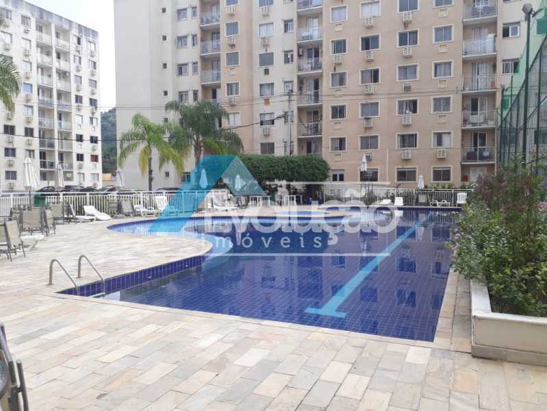 COZNDOMÍNIO - Apartamento 2 quartos para venda e aluguel Taquara, Rio de Janeiro - R$ 230.000 - A0310 - 10