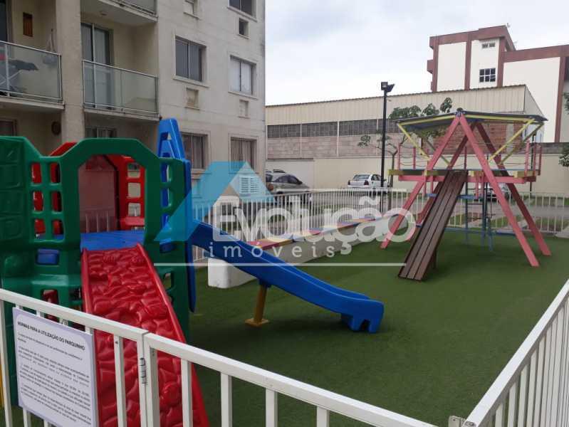 PLAYGROUND - Apartamento 2 quartos para venda e aluguel Taquara, Rio de Janeiro - R$ 230.000 - A0310 - 12