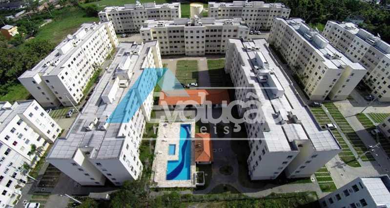 CONDOMINIO - Apartamento 3 quartos para venda e aluguel Vargem Pequena, Rio de Janeiro - R$ 250.000 - A0311 - 1