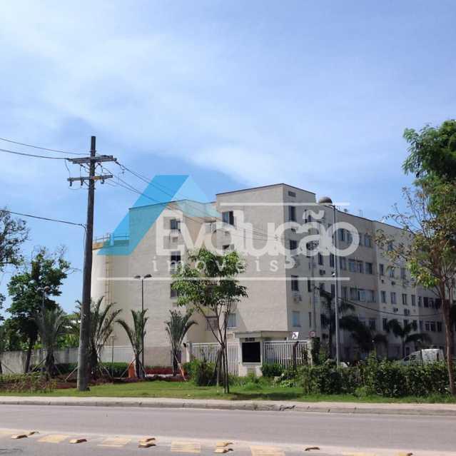 FACHADA  - Apartamento 3 quartos para venda e aluguel Vargem Pequena, Rio de Janeiro - R$ 250.000 - A0311 - 5