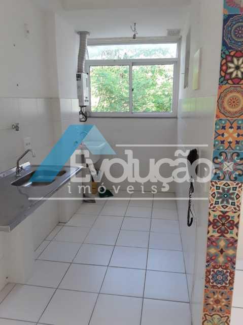 COZINHA - Apartamento 3 quartos para venda e aluguel Vargem Pequena, Rio de Janeiro - R$ 250.000 - A0311 - 6