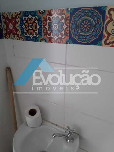 BANHEIRO - Apartamento 3 quartos para venda e aluguel Vargem Pequena, Rio de Janeiro - R$ 250.000 - A0311 - 12