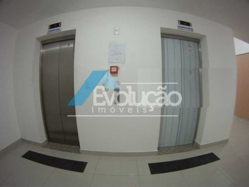 ELEVADORES - Sala Comercial 18m² para venda e aluguel Pechincha, Rio de Janeiro - R$ 130.000 - A0159 - 8