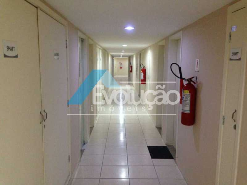 CORREDOR - Sala Comercial 18m² para venda e aluguel Pechincha, Rio de Janeiro - R$ 130.000 - A0159 - 9
