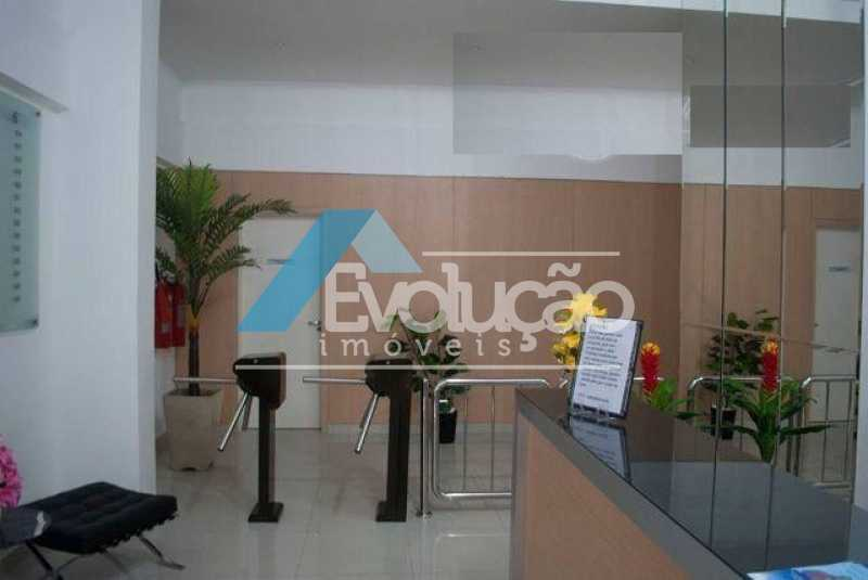RECEPÇÃO - Sala Comercial 18m² para venda e aluguel Pechincha, Rio de Janeiro - R$ 130.000 - A0159 - 5