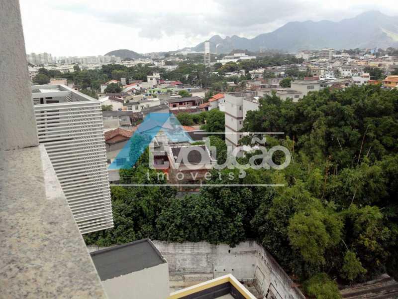 VISTA - Sala Comercial 18m² para venda e aluguel Pechincha, Rio de Janeiro - R$ 130.000 - A0159 - 14