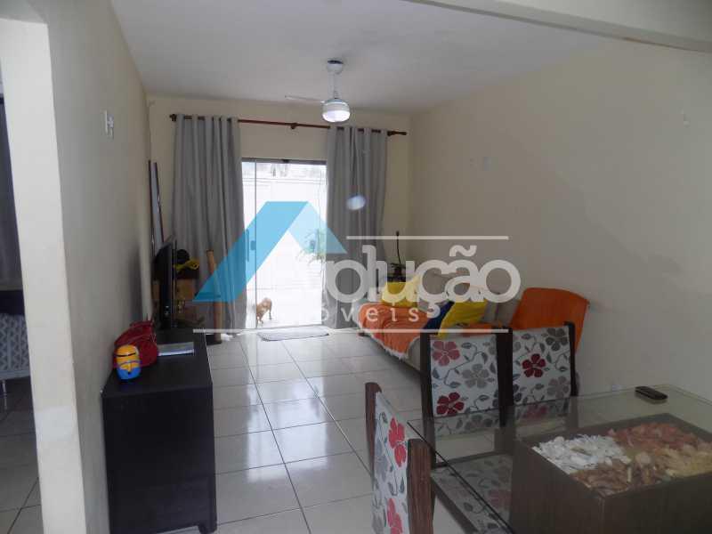 SALA - Casa À Venda - Campo Grande - Rio de Janeiro - RJ - V0254 - 6