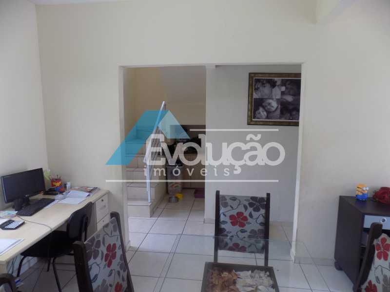 HALL DA SALA - Casa 4 quartos à venda Campo Grande, Rio de Janeiro - R$ 260.000 - V0254 - 7