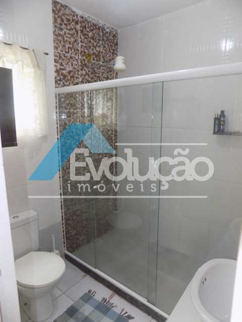 BANHEIRO SOCIAL - Casa 4 quartos à venda Campo Grande, Rio de Janeiro - R$ 260.000 - V0254 - 8