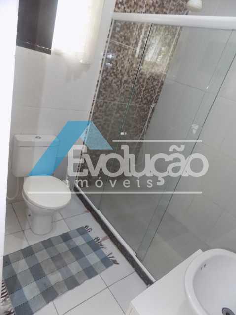 BANHEIRO SOCIAL - Casa 4 quartos à venda Campo Grande, Rio de Janeiro - R$ 260.000 - V0254 - 9