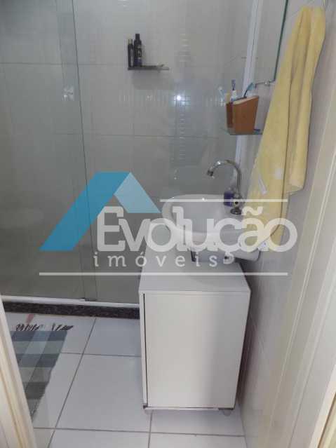 BANHEIRO SOCIAL - Casa 4 quartos à venda Campo Grande, Rio de Janeiro - R$ 260.000 - V0254 - 10