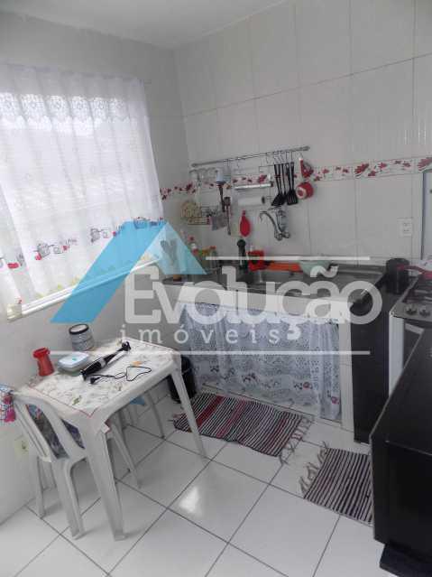 COZINHA - Casa À Venda - Campo Grande - Rio de Janeiro - RJ - V0254 - 11