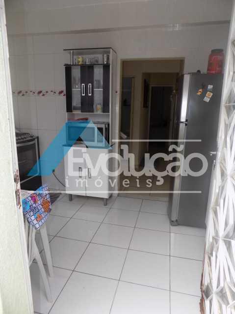 COZINHA - Casa 4 quartos à venda Campo Grande, Rio de Janeiro - R$ 260.000 - V0254 - 13