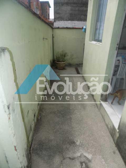 QUINTAL FUNDOS - Casa 4 quartos à venda Campo Grande, Rio de Janeiro - R$ 260.000 - V0254 - 15
