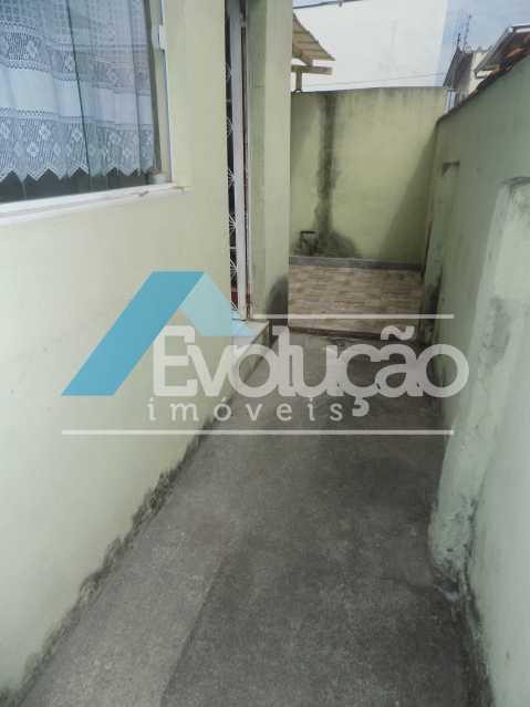 QUINTAL FUNDOS - Casa 4 quartos à venda Campo Grande, Rio de Janeiro - R$ 260.000 - V0254 - 16