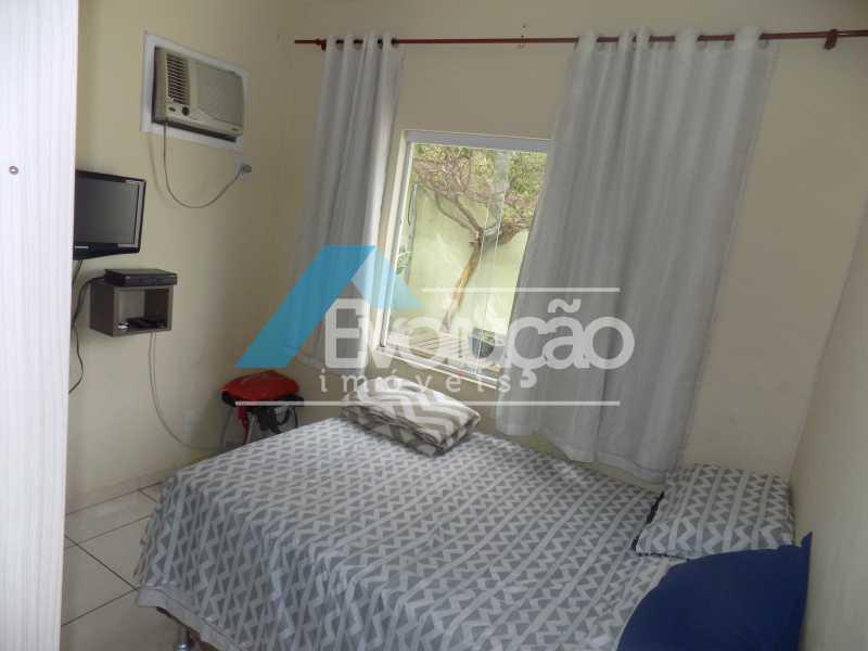 QUARTO DE BAIXO - Casa 4 quartos à venda Campo Grande, Rio de Janeiro - R$ 260.000 - V0254 - 17