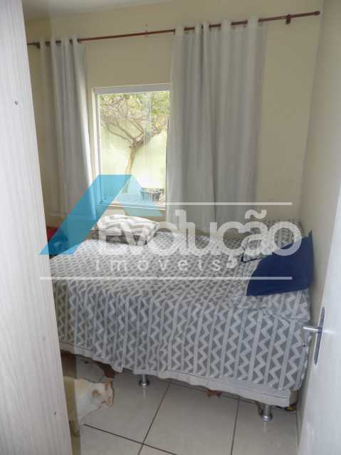 QUARTO DE BAIXO - Casa À Venda - Campo Grande - Rio de Janeiro - RJ - V0254 - 18