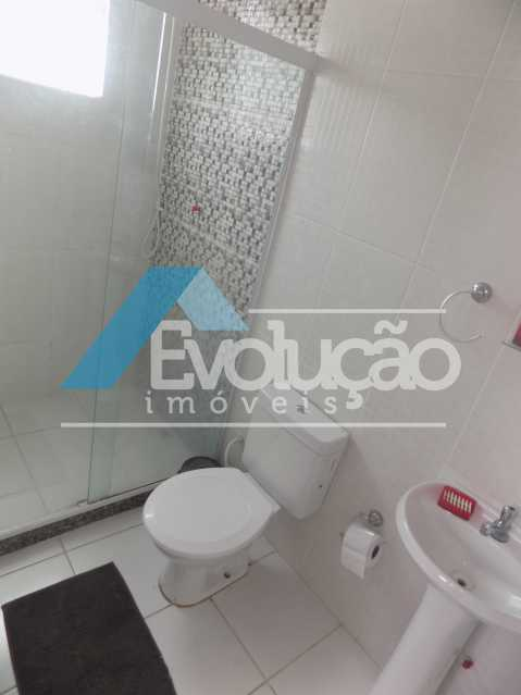 BANHEIRO DA SUÍTE - Casa 4 quartos à venda Campo Grande, Rio de Janeiro - R$ 260.000 - V0254 - 20